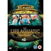 THE LIFE AQUATIC DVD RETAIL DC