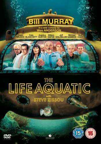 THE LIFE AQUATIC DVD RETAIL DC [UK Import]