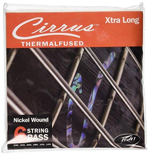 Peavey Cirrus Bass Saiten 6x l