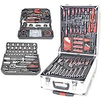 Maleta trolley de herramientas completa