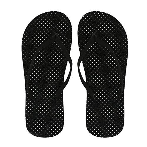 Banbie8409-Womens Sommer Mode Strand Flip Flops Thong Flache Sandalen Slipper Mädchen Schuhe -