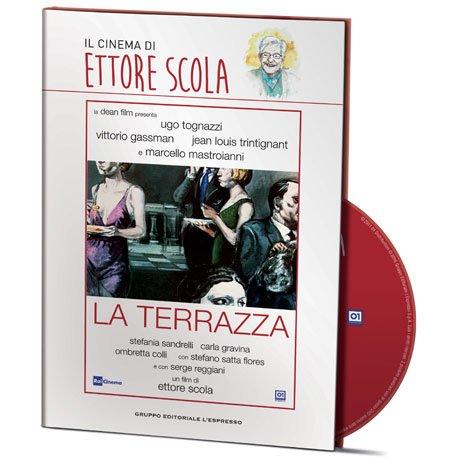 La terrazza - Il cinema di Ettore Scola - N. 8