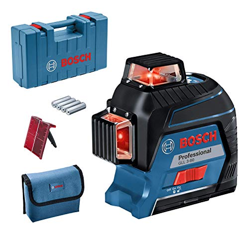 Bosch Professional 0601063S00 Laser Level GLL 3-80...