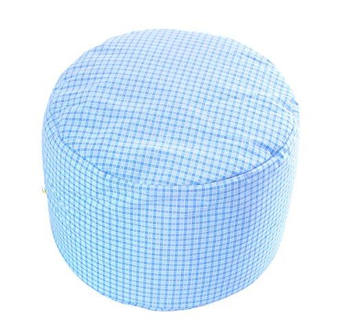 Babyblume Polstermöbel Sitzgruppe Kindermöbel Pikolo in verschiedenen Farben (Blau Kariert) - 3