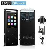 16GB MP3-Player mit Bluetooth-Lautsprecher und...