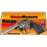 Wicke - 0794103 - Juego de Disparos - Ringo Revolver - 8 Tiros