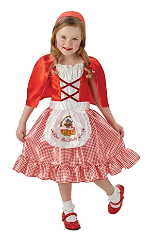 Rubie 's Offizielles Red Riding Hood Kostüm Mädchen X-Large (Kinder S Hood Kostüm Riding Red)