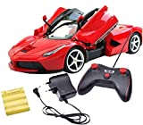 Bingo Gift Gallery Presents Remote Controlled Ferrari Like Model Sports Car with Openable
