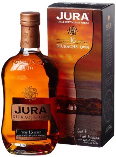 Jura Diurachs' Own 16Y - Whisky de Malta Escocés - 1 x 0.7 l