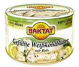 BAKTAT 425g Gefüllte Weißkohlblätter + Reis BAKTAT delikatessa