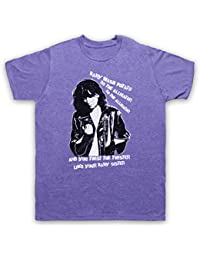 Inspired by Patti Smith Land Horses Unofficial Mens T-Shirt