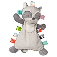 Mary Meyer 40202 Taggies Harley Raccoon Lovey Soft Toy