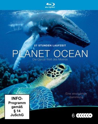 Die ganze Welt des Meeres - 6 Blu-ray Metal Box