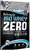 Iso Whey ZERO 500g bag Chocolate y toffee