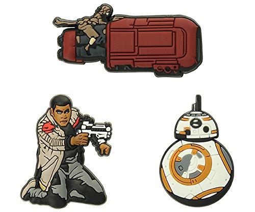Crocs Jibbitz Star Wars Hero Pack