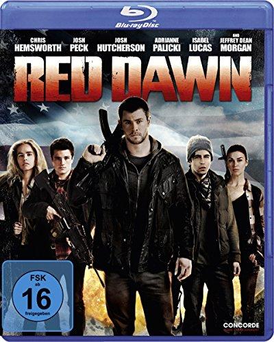 Red Dawn [Blu-ray] (Die Flut Rote)