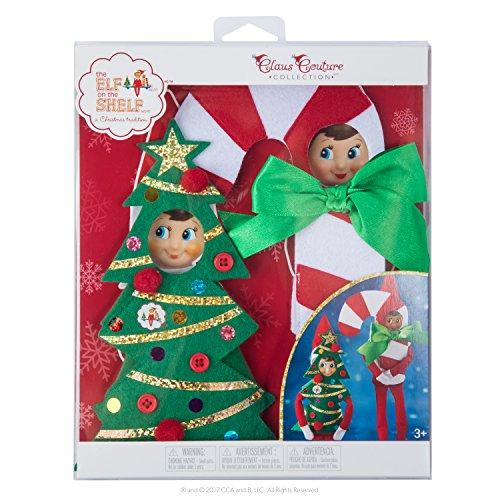 Elf auf dem Regal Claus Couture Haha Urlaub Kostüme Neuheit, (Einem Auf Regal Kostüme Elf)