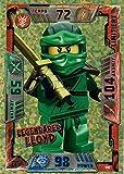 LEGO Ninjago Serie 2 Legendärer Lloyd LE3 limitierte Auflage Trading Card Game NEU