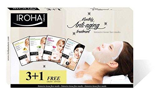 Iroha Geschenkset - Giftbox 4 für 3, 1er Pack (1 x 4 Stück)