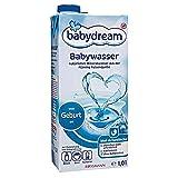 babydream babywasser, Natürliches Mineralwasser (1L)