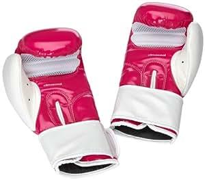 Adidas fitness paire de gants de boxe pour femme violet - 10 oz aDIBL05–pR