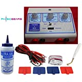 Physiogears Physio Solutions White Electro Therapy Combination Therapy (Tens+Ms) Mini
