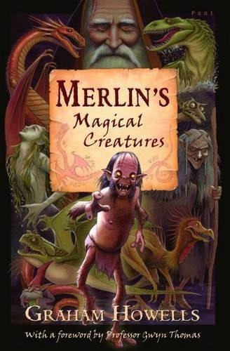 Merlin's Magical Creatures Cover Image