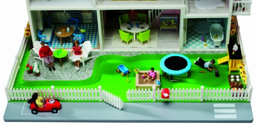 review lundby smaland puppenhaus puppenhaus ratgeber. Black Bedroom Furniture Sets. Home Design Ideas