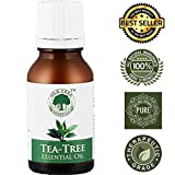 Old Tree Tea Tree Essential Oil For Skin,Hair And Acne Care 15 Ml