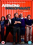 Arrested Development: Seasons 1-4 [Edizione: Regno Unito] [Import anglais]