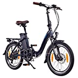 NCM Paris 20 Zoll E-Faltrad E-Bike