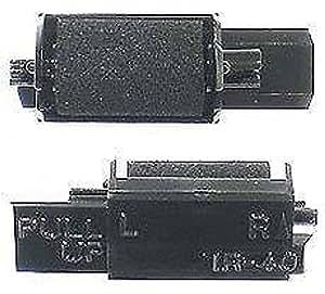 Casio hr8ter/C hr8tec hr-8tec hr-8ter Rouleau d'encre Noir 10 noir