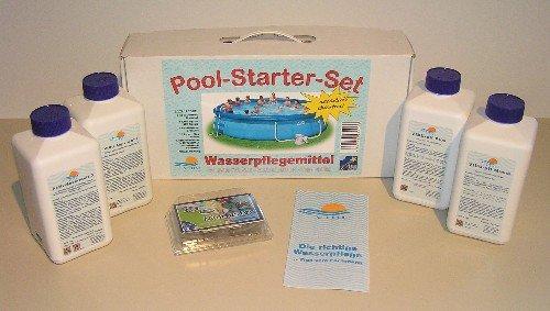 Diverse NB-899106-1750 - Wasserpflege-Set für Pools, Sauerstoff-Granulat