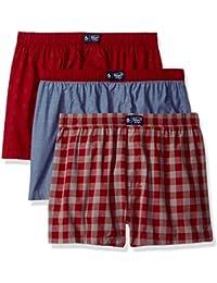Original Penguin Men's Boxer Shorts Pack of 3