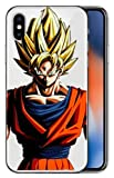 Art-design Coque iPhone X et iPhone XS Mini Son Goku Son Gohan Vegeta Super Saiyan...