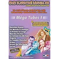 """DVD Karaoké Mania Vol.06 Mega Tubes 3"""""""
