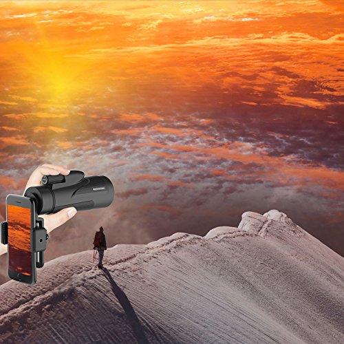 mejor telescopio monocular