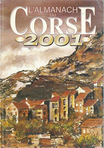 Almanach corse, 2001 par Collectif