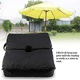 GXMZL Regenschirm Gewicht Bag- Umbrella Basis Gewicht Tasche passt zu jeder Offset, Cantilever &...