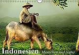 Indonesien. Menschen und Natur (Wandkalender 2019 DIN A4 quer): Magische Augenblicke zwischen Mensch und Natur (Monatskalender, 14 Seiten ) (CALVENDO Natur)