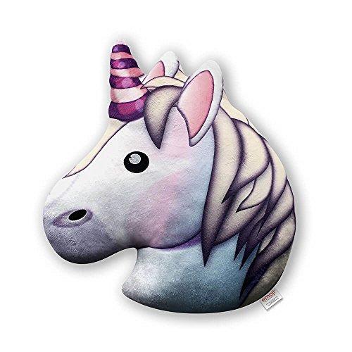 Emoji Offizielle Kissen Einhorn (PIW _ Unicorn _ eb)