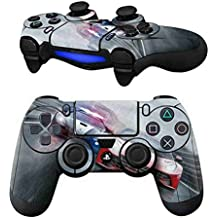 Elton PS4 Controller Designer 3M Skin For Sony PlayStation 4 DualShock Wireless Controller - Need For Speed Rivals, Skin For One Controller Only