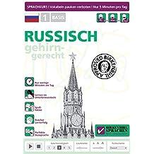Birkenbihl Sprachen: Russisch gehirn-gerecht, 1 Basis