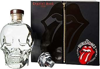 CrystalHeadWodka RollingStones50thAnniversary Limitierte Geschenkbox (1 x 0.7 l)