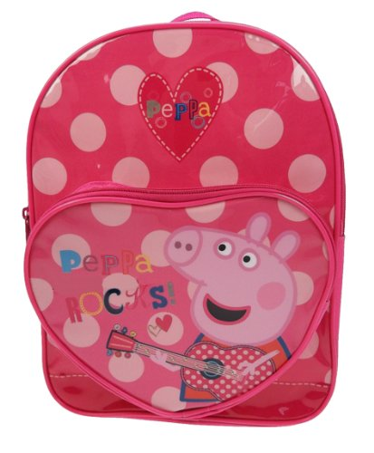 Peppa Pig Rucksack (Peppa Pig-schule-tasche)
