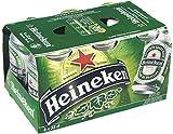 Heineken Bière Boîte de 6 x 33 cl