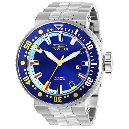 Invicta Pro Diver Reloj de Hombre automático Correa y Caja de Acero 27664