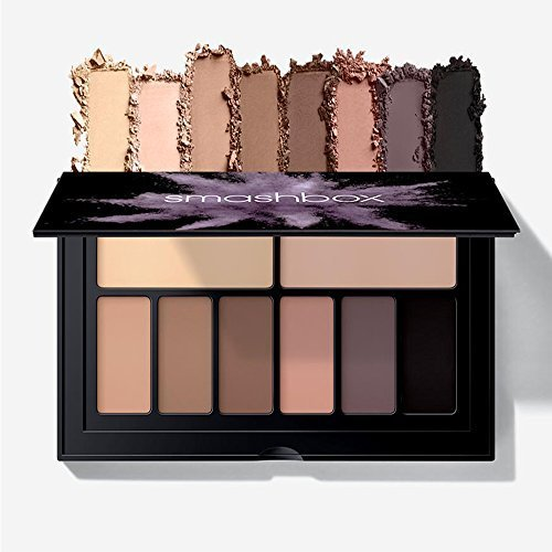 Smashbox Cover Shot: Matte, Limited Edition (Limited Eye Shadow Edition Paletten)