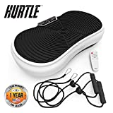 Hurtle Exercise Equipment Vibration Fitness Machine Platform, & Workout Trainer For Hips muscle