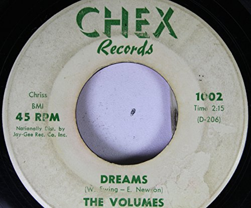 the-volumes-45-rpm-dreams-i-love-you